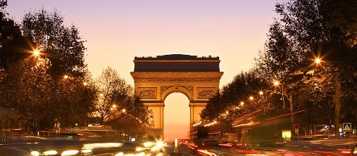 France one of the most visited countries in Schengen area